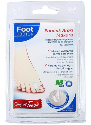 Beauty Foot Doctor Parmak Arası Makara Jel* Renksiz